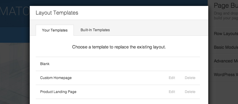 custom-page-builder-templates