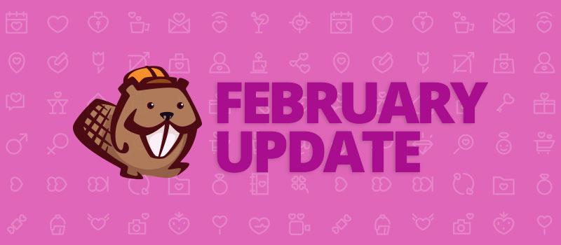 it s february let s talk relationships rh wpbeaverbuilder com  february already images