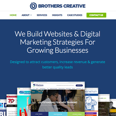 brothers creative