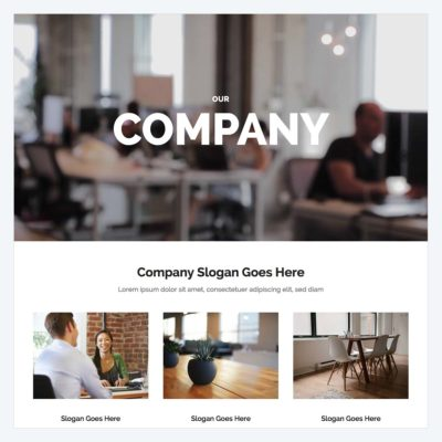 about-company-template