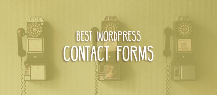 best wordpress contact forms