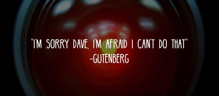 Gutenberg Future