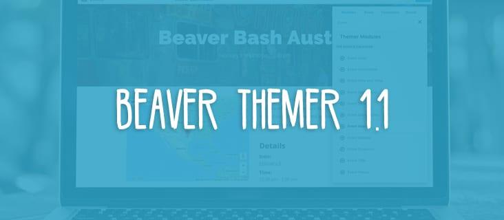 Beaver Themer 1.1