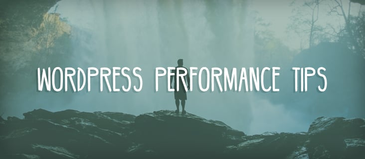 wordpress performance tips