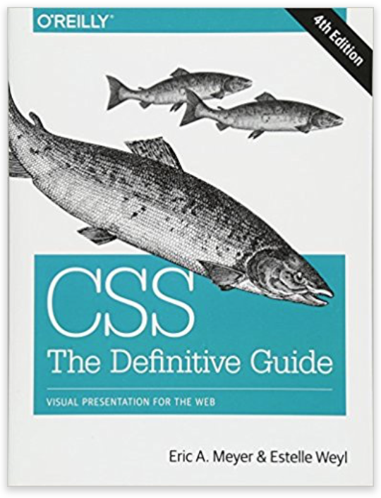 CSS: The Definitive Guide.