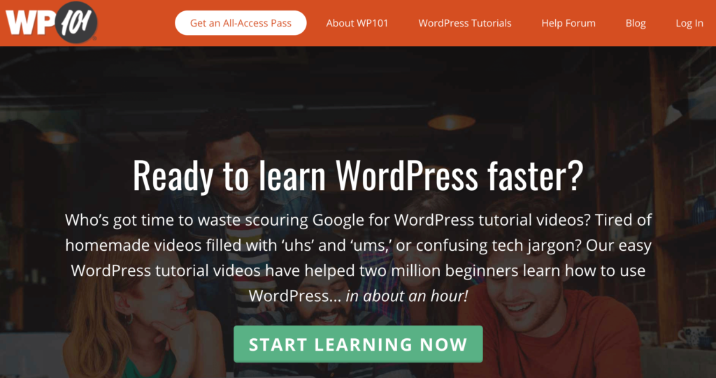 WP101 WordPress Training