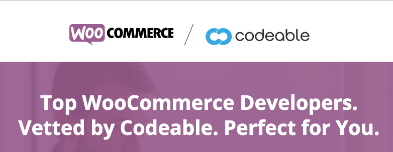 WooCommerce Codeable