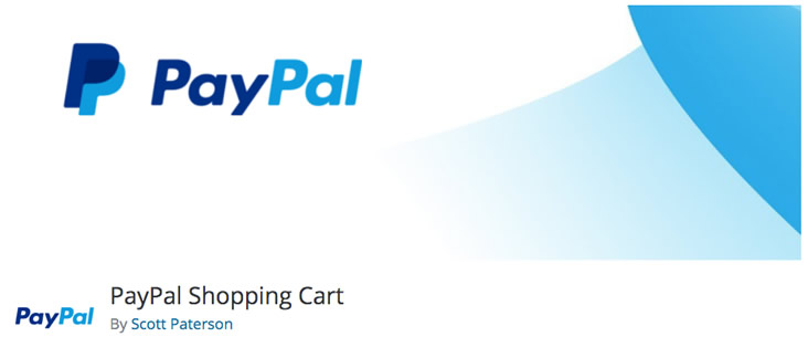 Easy PayPal Shopping Cart plugin