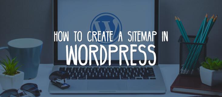 Create WordPress Sitemap
