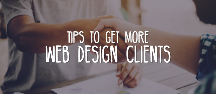 Get More Web Design Clients