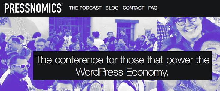 Pressnomics WordPress Conference