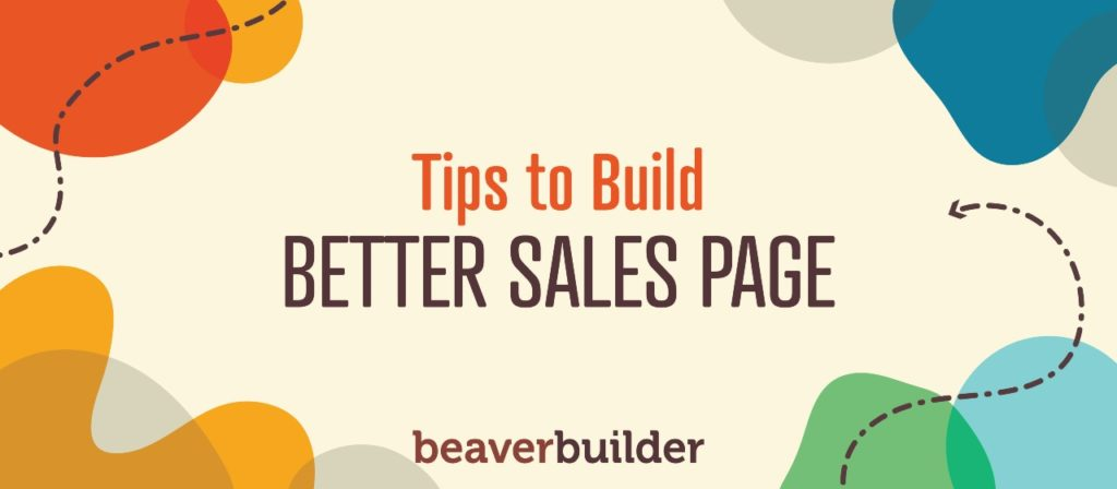 Tips to Build Better Sales Page