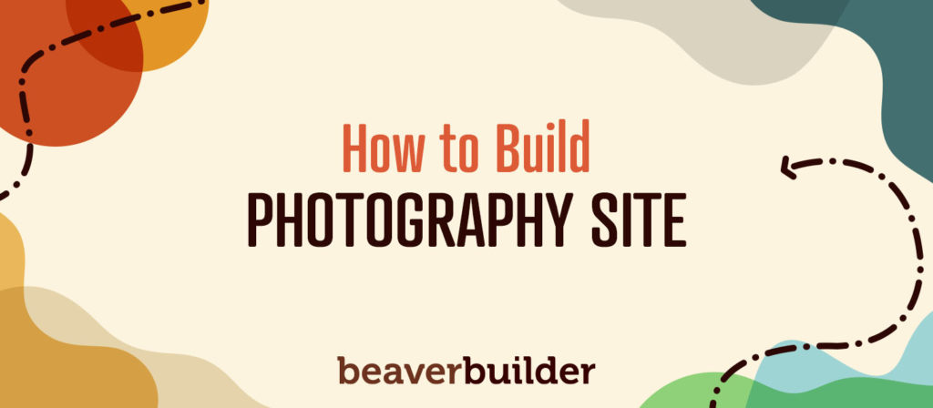 How to Build a Photography Site