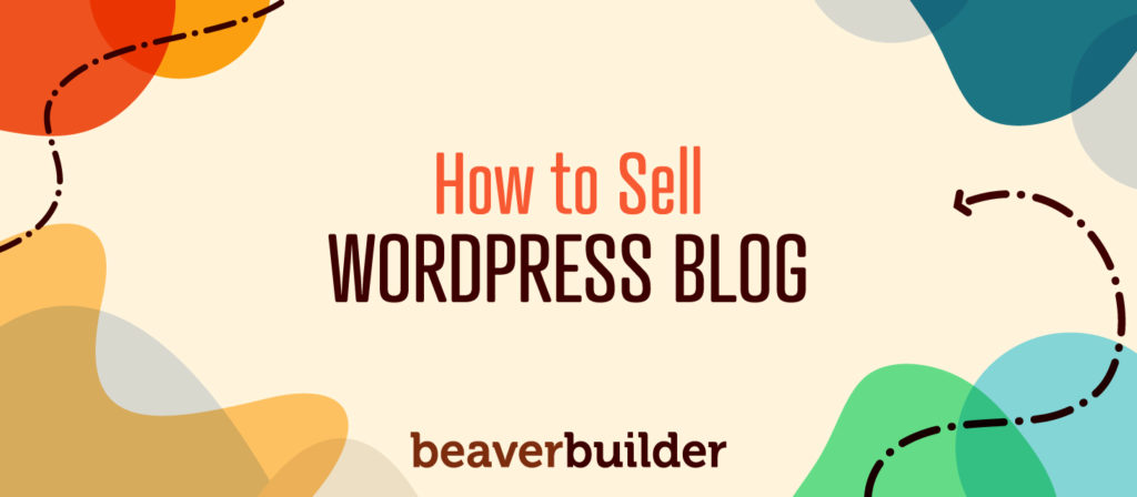 How to Sell WordPress Blog