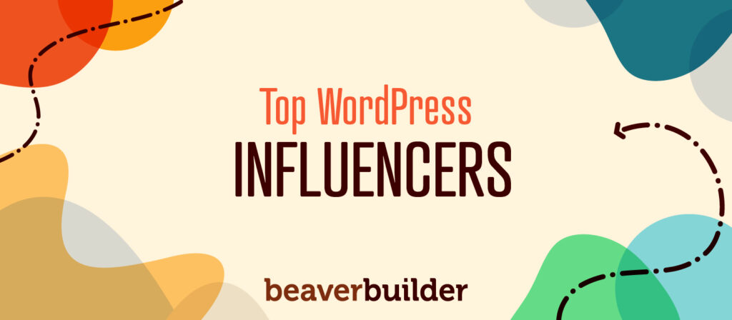 Top WordPress Influencers