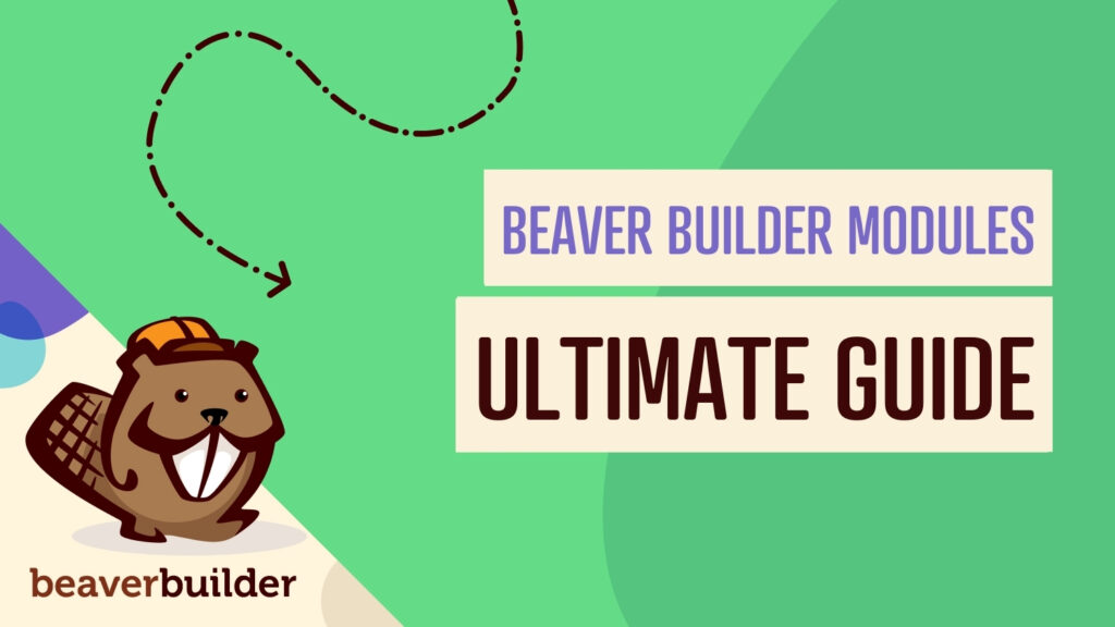 The Ultimate Guide to Beaver Builder Modules