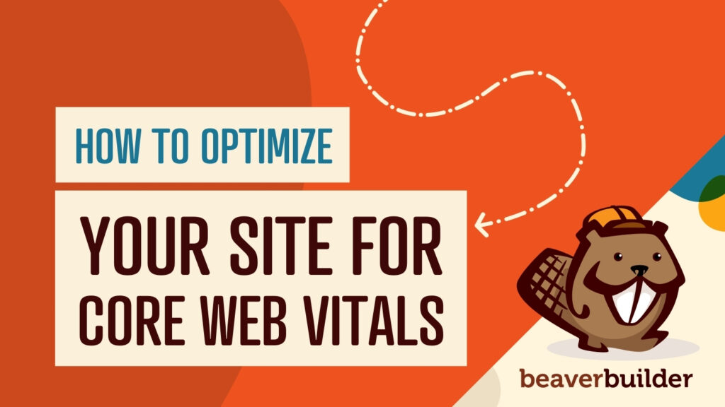 how to optimize your site for core web vitals