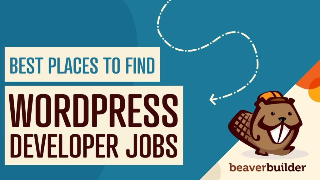 8 Best Places to Find WordPress Developer Jobs