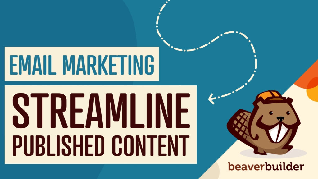 How to Streamline Your Published Content via Email
